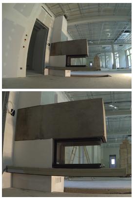 Schwebender Kamin schwebender kamin com design in hochform was ihn so besonders macht